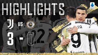 Juventus 3-0 Spezia | Morata, Chiesa & CR7 Move Juventus up the Table! | Serie A Highlights
