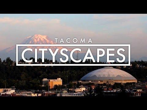 Cityscapes   Tacoma