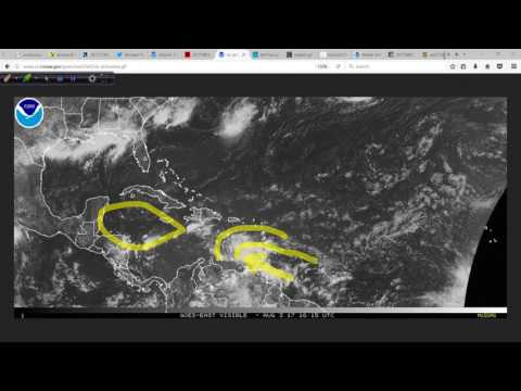 August 3 Hurricane Outlook and Discussion