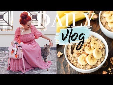 Daily Vlog   O Incercare Spre Un Nou Stil De Viata [ce Mananc Si Ce Nu Mai Mananc]