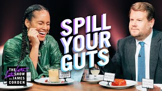 Spill Your Guts or Fill Your Guts w/ Alicia Keys
