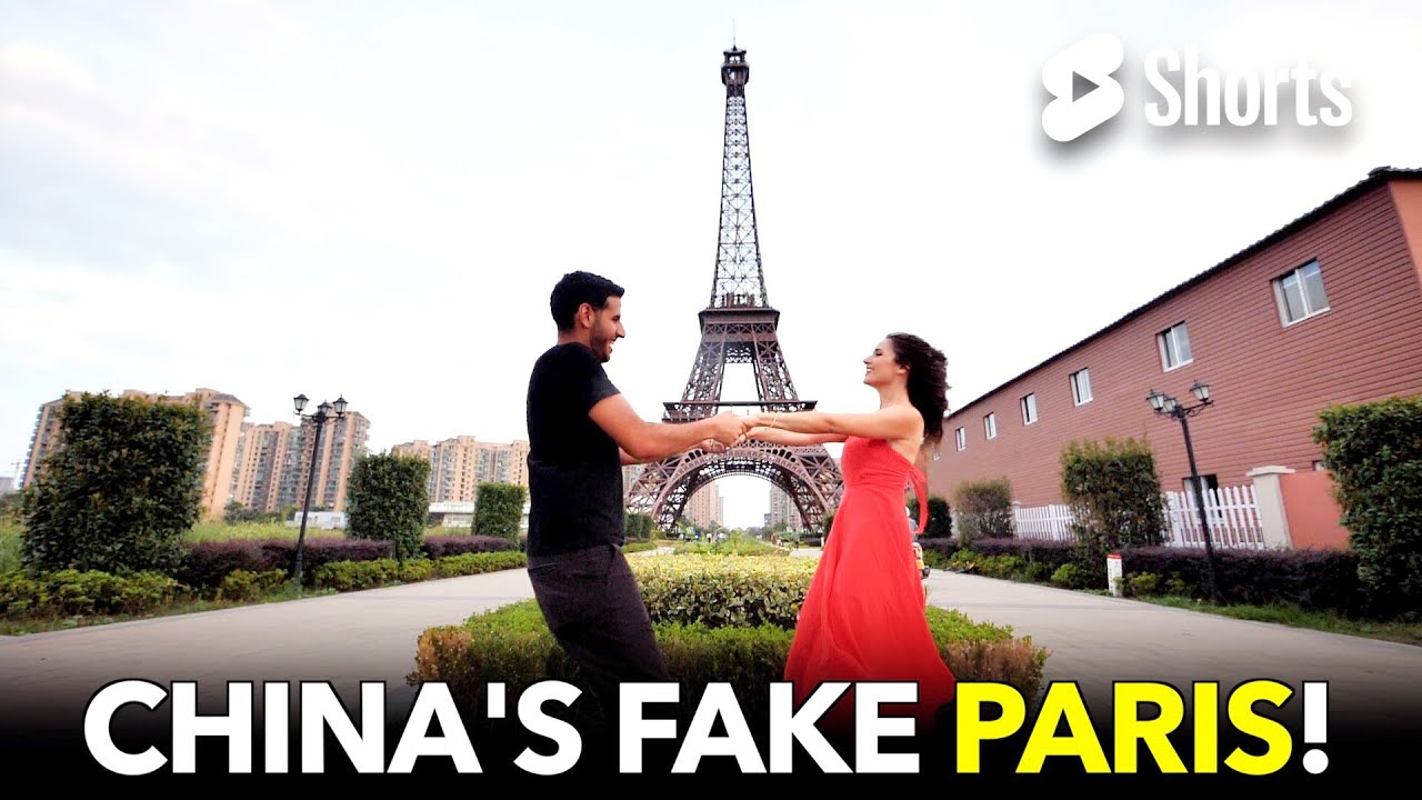 Paris In China! But How?