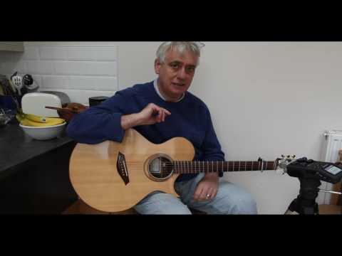 C sus 4 sus 9 guitar Tuning