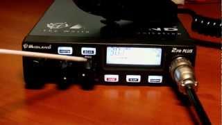 Огляд радіостанції Midland 278 Plus