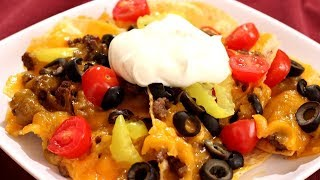Super Nachos Recipe - Amy Lynn's Kitchen