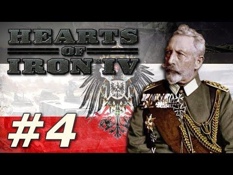 Hearts of Iron IV: Kaiserreich   German Empire - Part 4