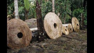 Как выглядели древние деньги разных народов: Мелкие раковины, гигантские камни, перья и не только