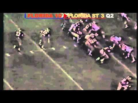 1986: Florida Gators vs. FSU Seminoles