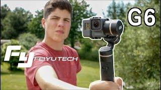 feiyu tech g6 gimbal review tutorial