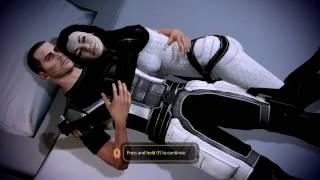 Миранда: интимная сцена + каюта (Mass Effect 2)