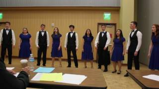 IHS Mix It Up WMEA State Solo and Ensemble - Deep River (arr. Moses Hogan)