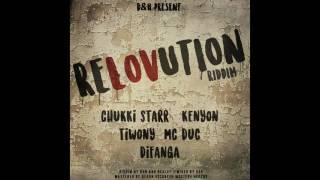 RELOVUTION RIDDIM -VARIOUS ARTISTS- D&H RECORDS (2016)