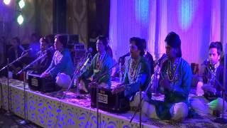Khwaja Mere Khwaja By Qawwal Niazi Nizami Brothers Live In Gurgaon