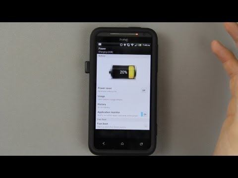 How To Manually Update your HTC Evo 4G LTE to ROOTED Android 4.1.1 Jelly Bean!
