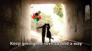 Everything's Okay by Lenka (lyrics)
