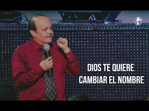 Dios Te Quiere Cambiar El Nombre - Pastor Javier Maeda - Iglesia El Shadai Mexicali