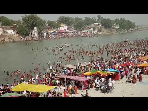 Ganga Dashahra @ Ganga ji Ghatiya ghat (Panchal Ghat), Farrukhabad