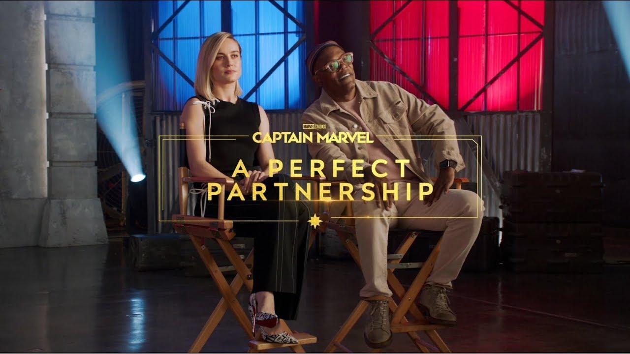 Marvel Studios' Captain Marvel | The Real Star