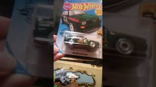 Hot Wheels 1984 Audi sport Quattro review and unboxing