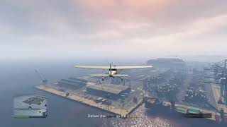 Air Fighter 5 playing Grand Theft Auto V on Xbox One