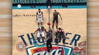 NBA2K15 Mobile Sim App Launch Trailer