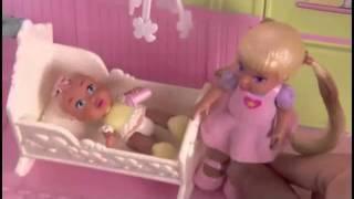 Интерактивный кукольный дом Миссис Гудби