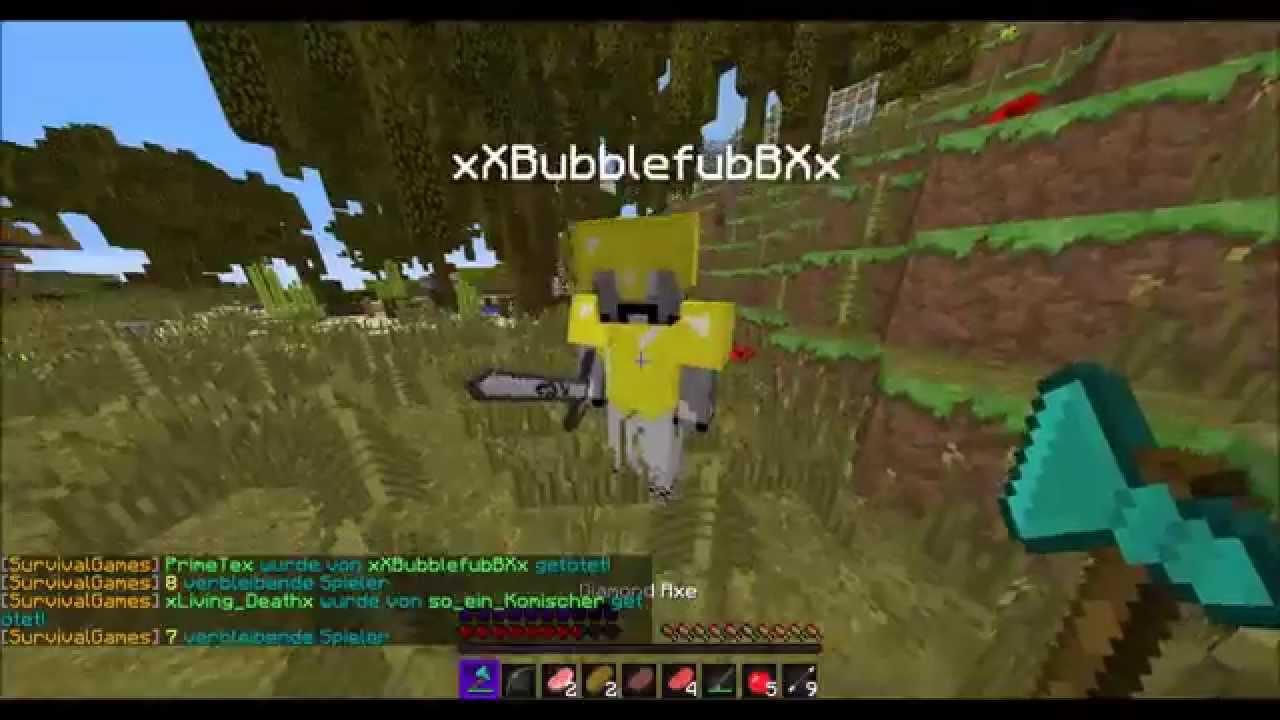Leo Ist Entbannt Minecraft SurvivalGames YouTube - Minecraft ps4 spieler entbannen