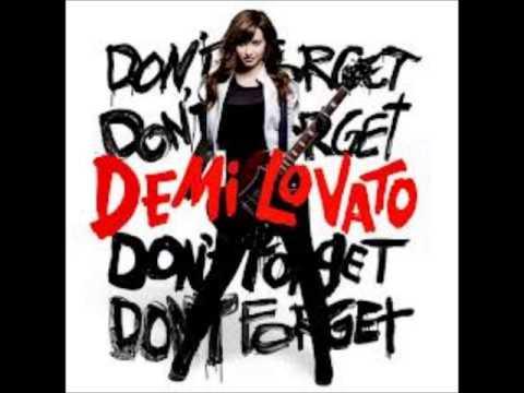 Demi Lovato - Lo Que Soy (Audio)