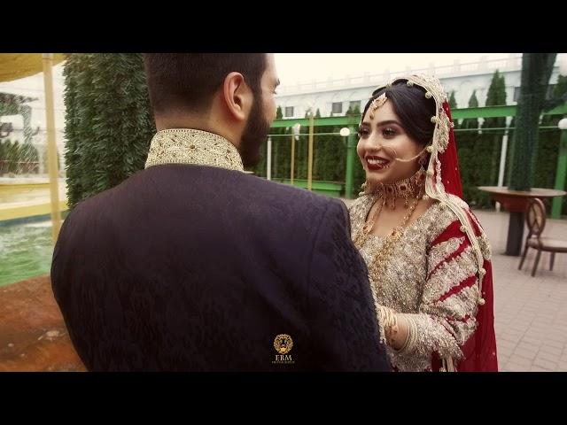 Paniyon Sa - Cinematic Pakistani Wedding in New Jersey USA