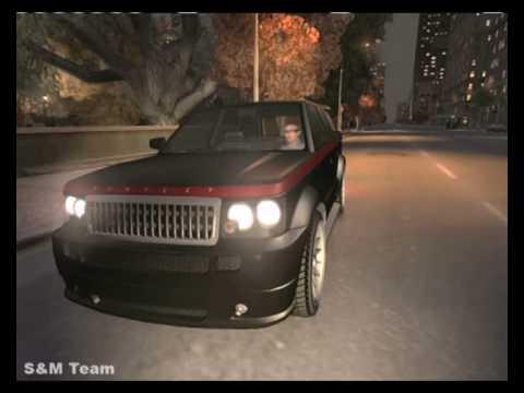 GTA 4 : advertising Range Rover Tokyo commercial