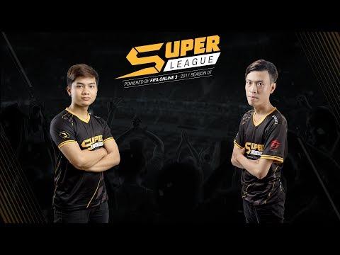 [21.05.2017] Hoàng Linh vs Ngọc Vũ [SuperLeague 2017]