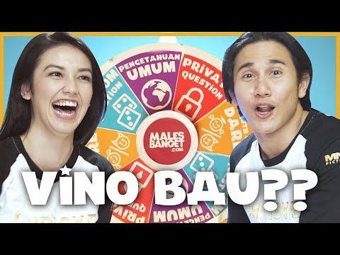 """""""ITU""""-nya Vino G. Bastian BAU..!!! - Want to Know Wheel"""