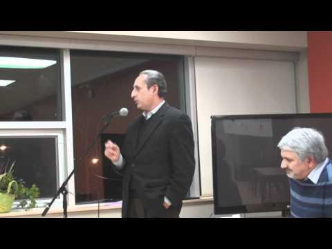 Barrister Abdul Hamid Bashani's comments at PUNJABI FORUM CANADA (Monthly Meeting)