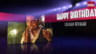 Birthday special | gulshan devaiah celebrates his birthday exclusively with follo!