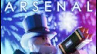 Arsenal played by gaming trash || Roblox Arsenal
