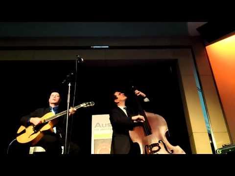 I Love Paris - The Mood Merchants Trio (Melbourne, Australia)