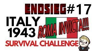 HoI4 - Endsieg - 1943 WW2 Italy - #17 Italian Blitzkrieg into France!
