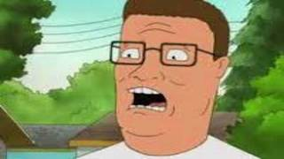 hank hill reacts to canucks tickets sold out on ticketmaster