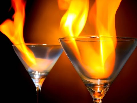 Heat Up Your Happy Hour With 3 Fiery Cocktails