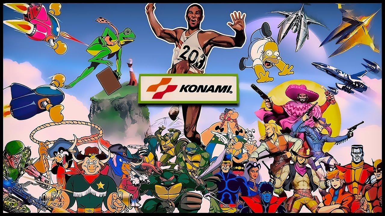 Conami Games