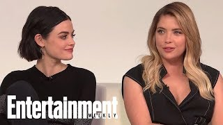 Pretty Little Liars: Shay Mitchell & Cast Reveal Their Favorite Episodes | Entertainment Weekly