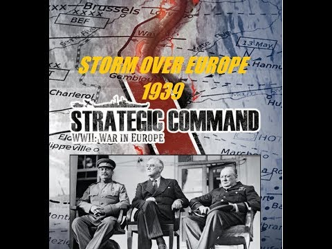Strategic Command WW II: War in Europe |PL| - Alianci #34 - La Liberte!