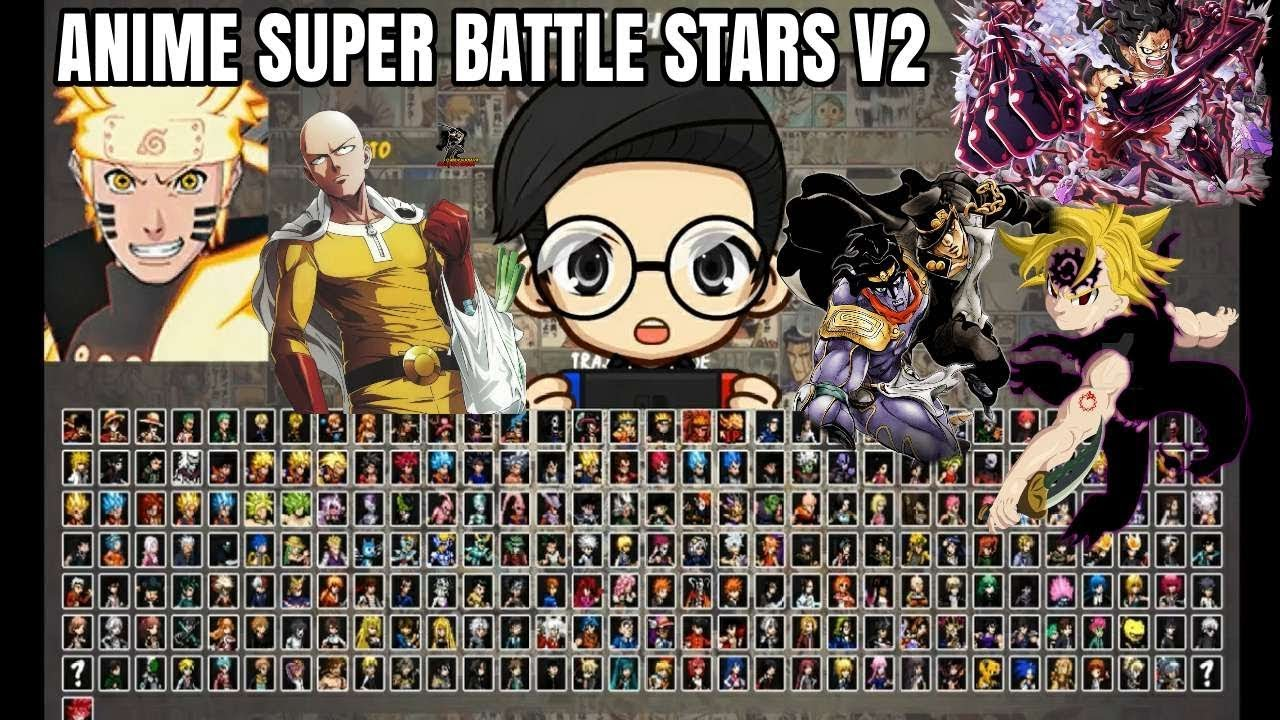 Anime Super Battle Stars Xxv V Youtube