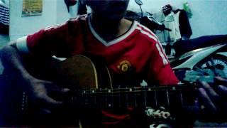 """guitar cùi bắp : """" Hồng Ngự Mang Tên Em """""""