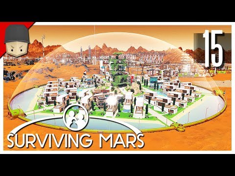 Surviving Mars - Ep.15 : END GAME | ALL WONDERS