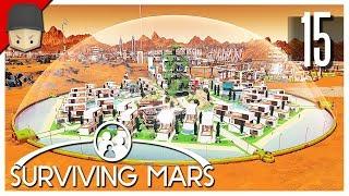 Surviving Mars - Ep.15 : END GAME | ALL WONDERS
