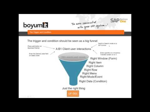 Feature Focus Session - Tips and Tricks for B1 Validation System