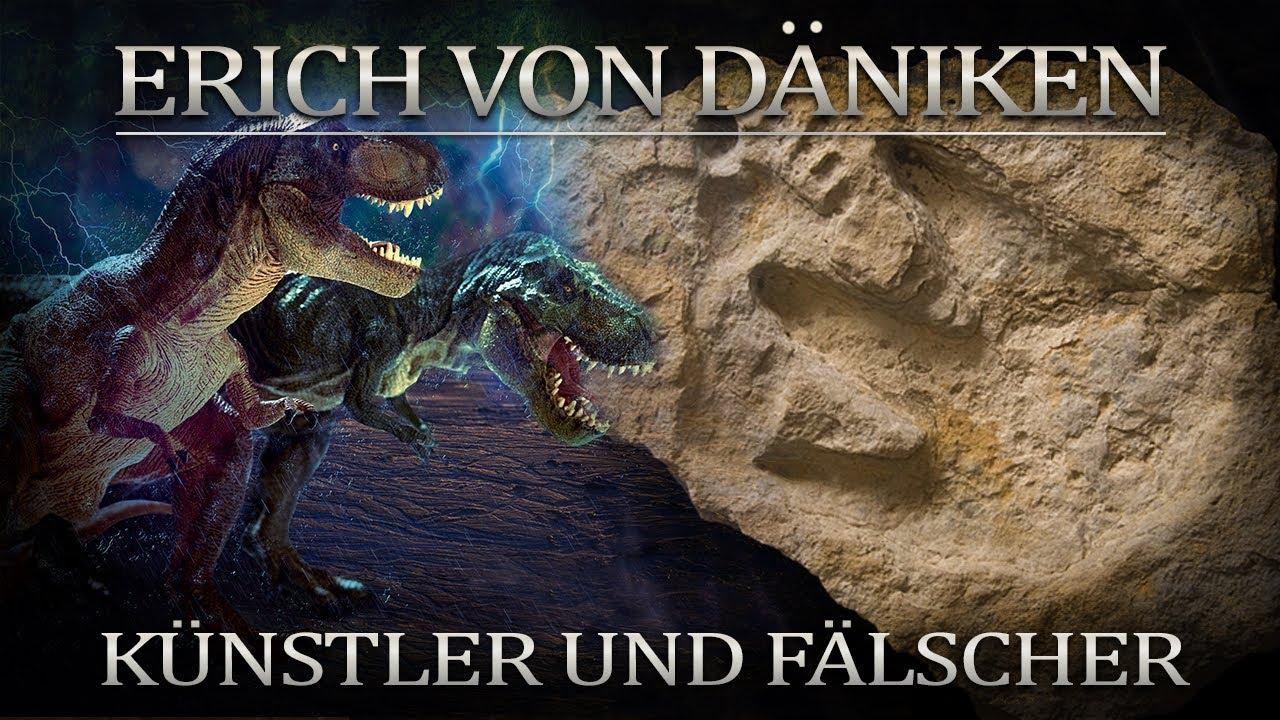 Erich von Däniken Künstler und Fälscher