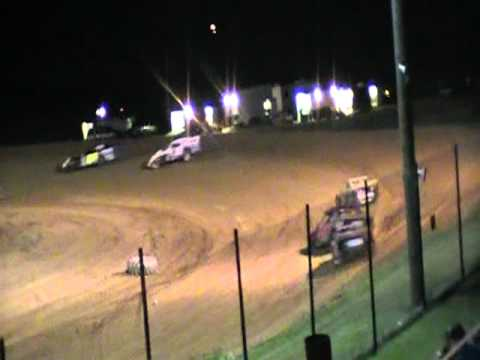 USMTS Lake Country Speedway Heat #4  5-7-11
