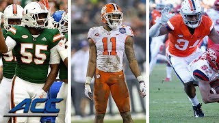 The ACC's Most Feared Defenders 2019